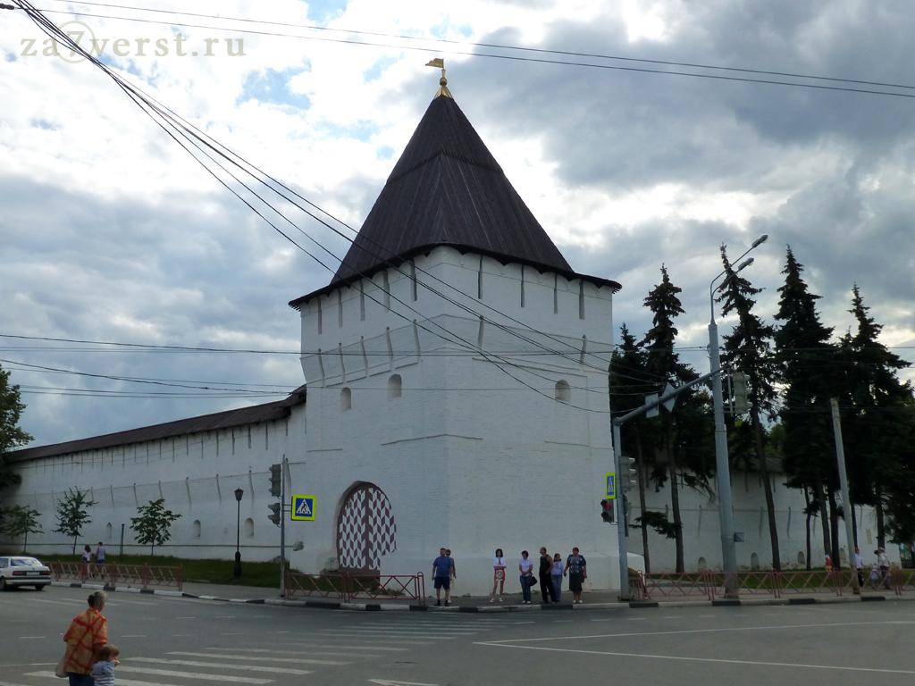 Башня. Ярославский кремль