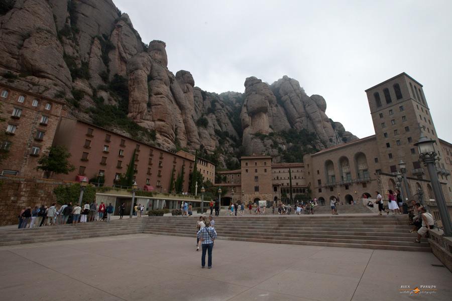 de Montserrat, Spain