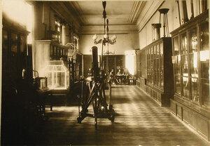Вид кабинета астрономии