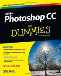 Книга Photoshop CC For Dummies