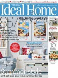 Журнал Ideal Home Magazine - August 2014