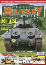 Classic Military Vehicle - Issue 128