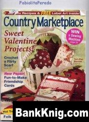 Журнал Country Marketplace February 2006 jpg 8Мб