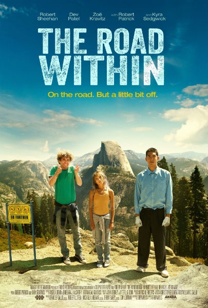 Внутренняя дорога / The Road Within (2014/HDRip)