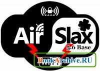 Книга AirSlax 5.6 Base + Видеоуроки: Получаем халявный интернет