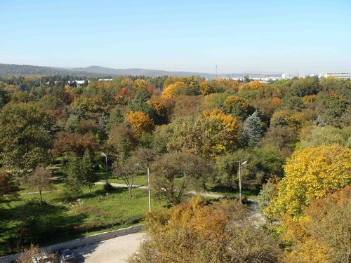 парковая зона Нальчика