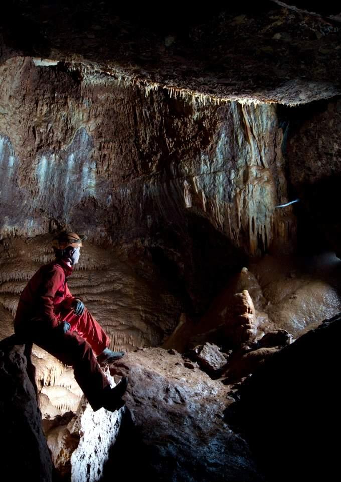 Пещера Большая Орешная