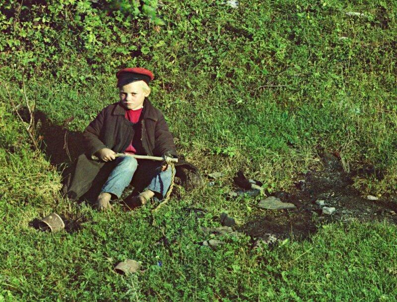 левитина, человека фотографии прокудина горского россия смотреть вот