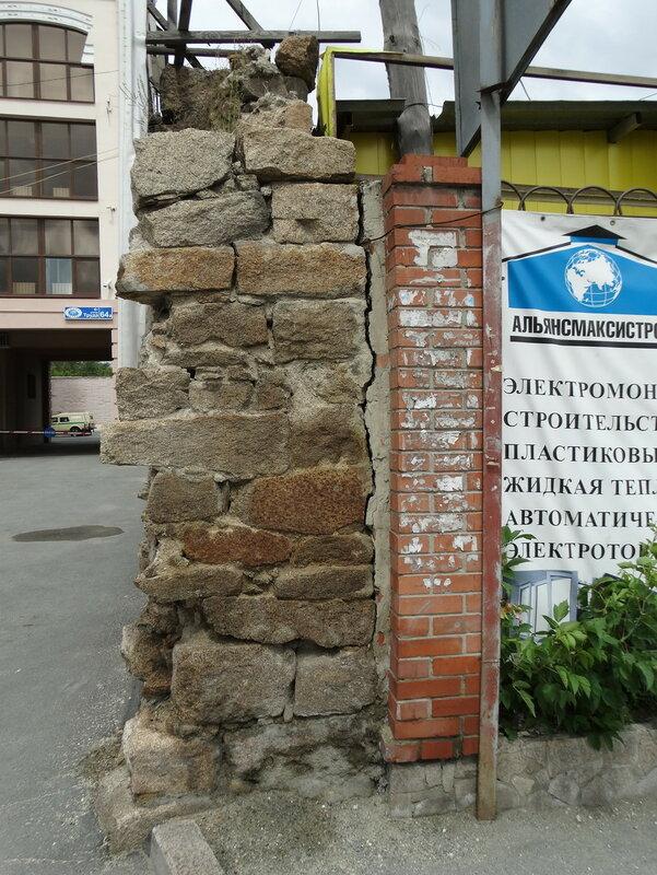 брандмауэры Челябинска