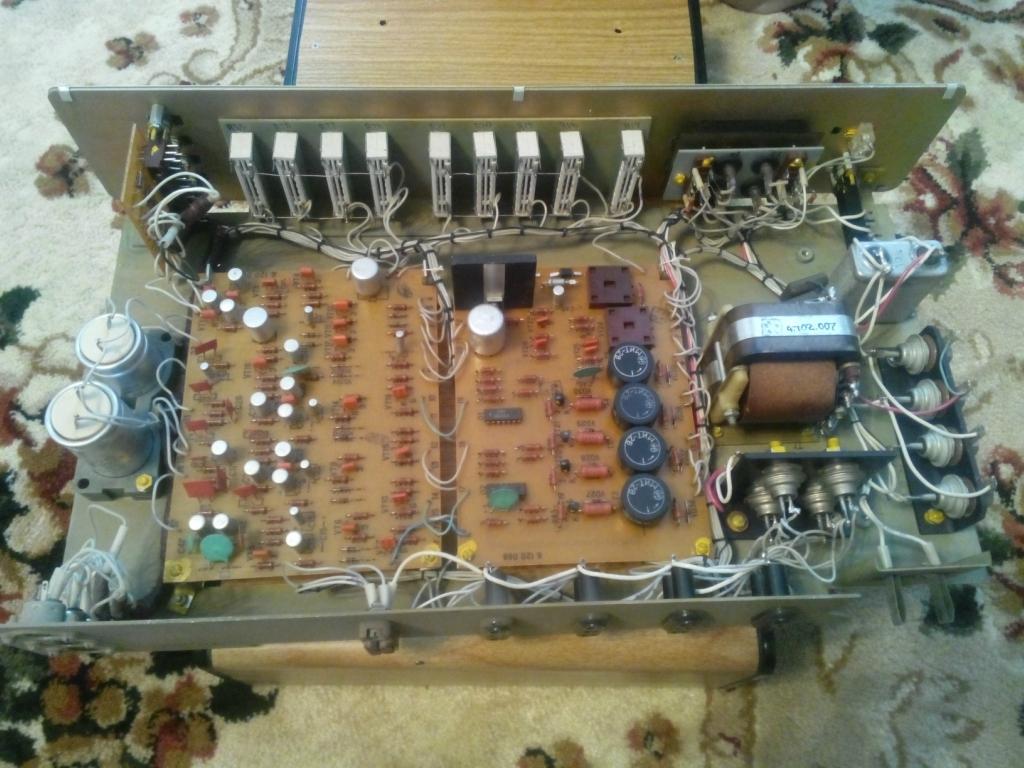 компрессор для микрофона схема