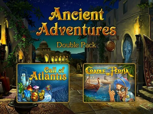 Ancient Adventures Double Pack