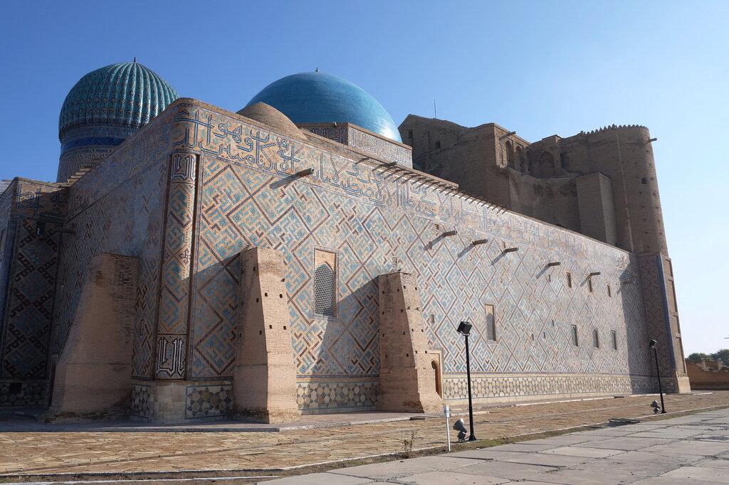 Я бы попасть туркестан