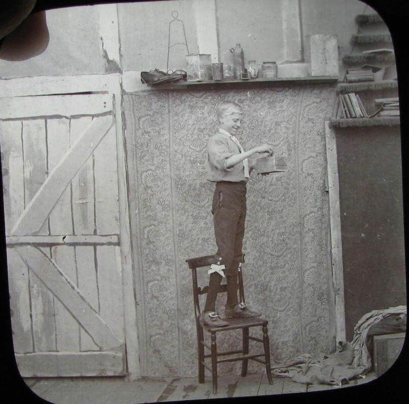 05. Генри Кэри «Прогулка по нашему переулку»