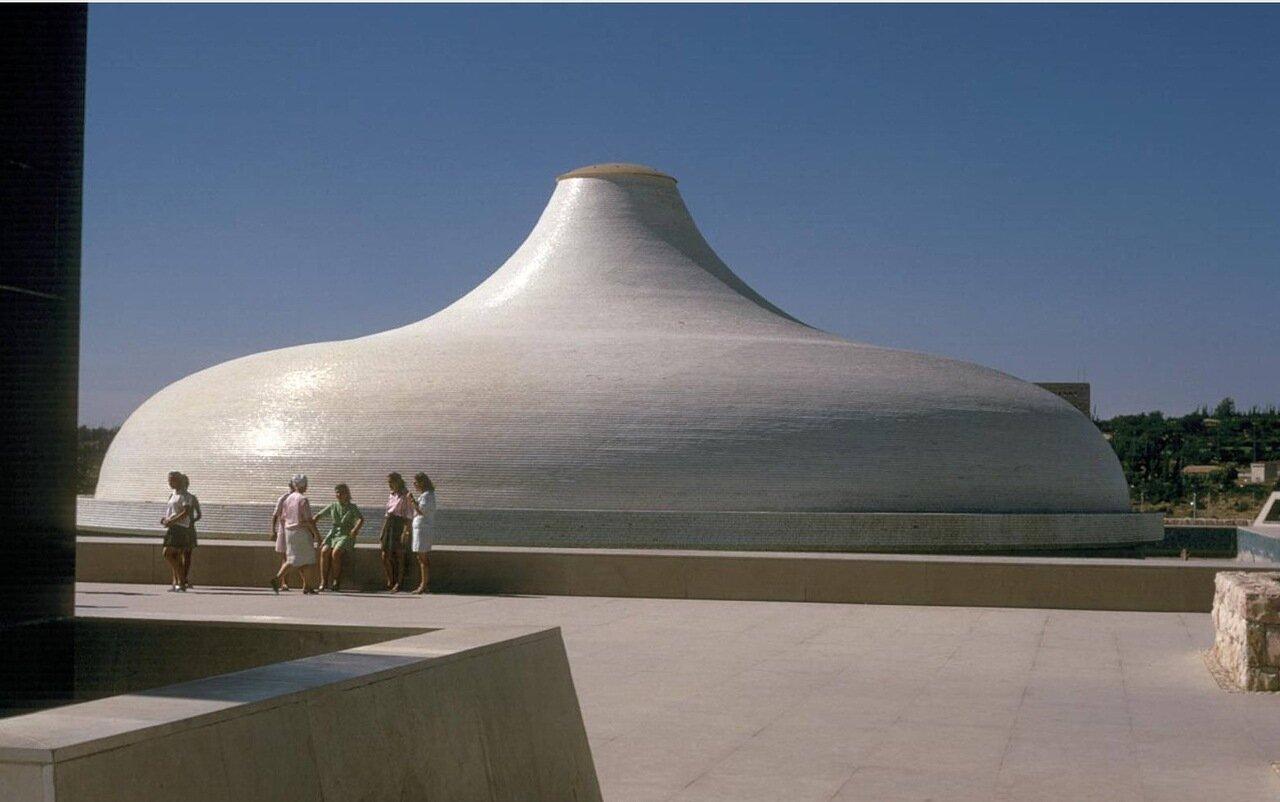 Музей Израиля. Храм Книги