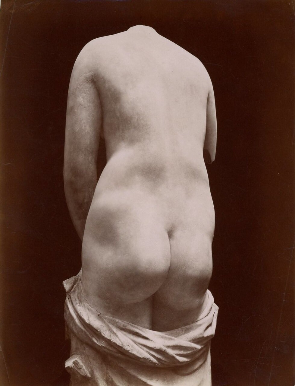 Сиракузы. Венера из местного музея