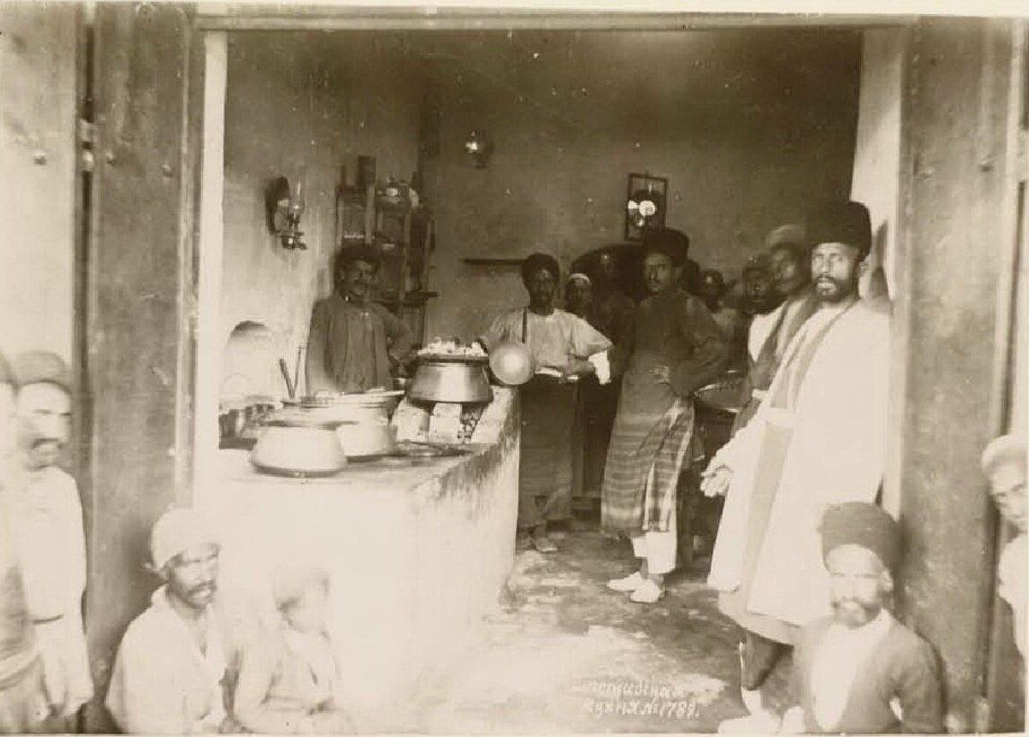 01. Лезгинская кухня