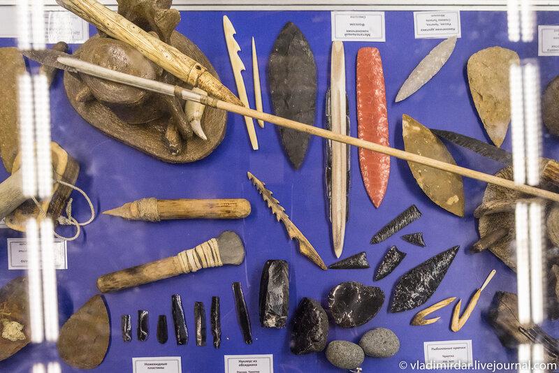 Орудия древнего человека