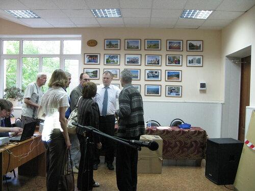 Открытие центра Природа и География  - совместный проект Зауральского отделения Географического Общества и Курганского Государственного Университета 1