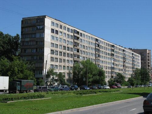 ул. Турку 32к1