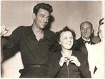Edith Piaf et Yves Montand Эдит Пиаф и Ив Монтан