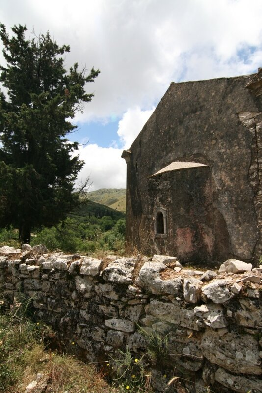 Корфу, Старая Периссия