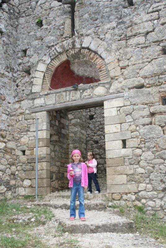 Корфу, Крепость Гардики