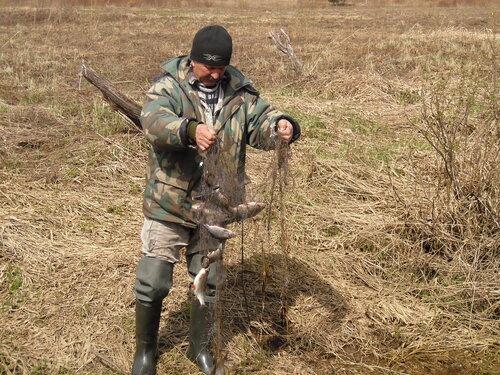 Любитель браконьерского лова