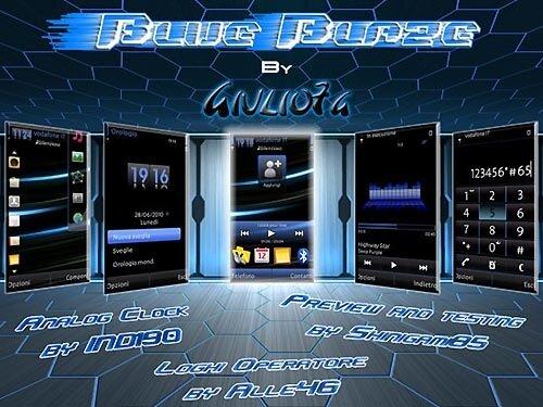 ���� Blu Blaze by giulio7g � ���� � ���. NOKIA 5530, 5800, N 97
