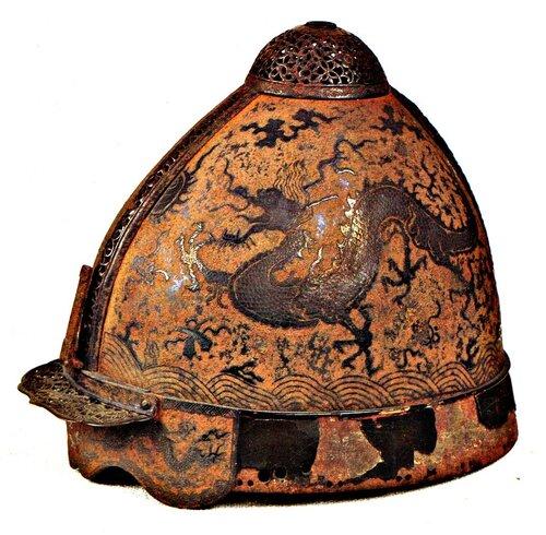 mongolian helmet