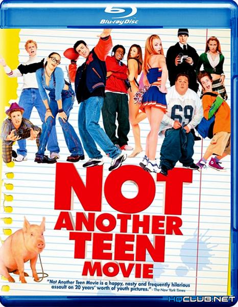 Недетское кино / Not Another Teen Movie (2001/HDRip)