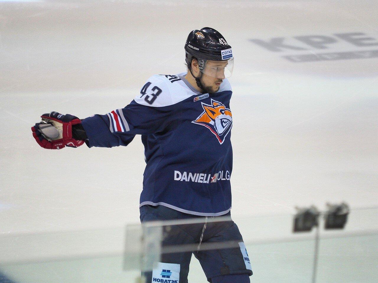 112Плей-офф 2016 Восток Финал Металлург - Салават Юлаев 23.03.2016