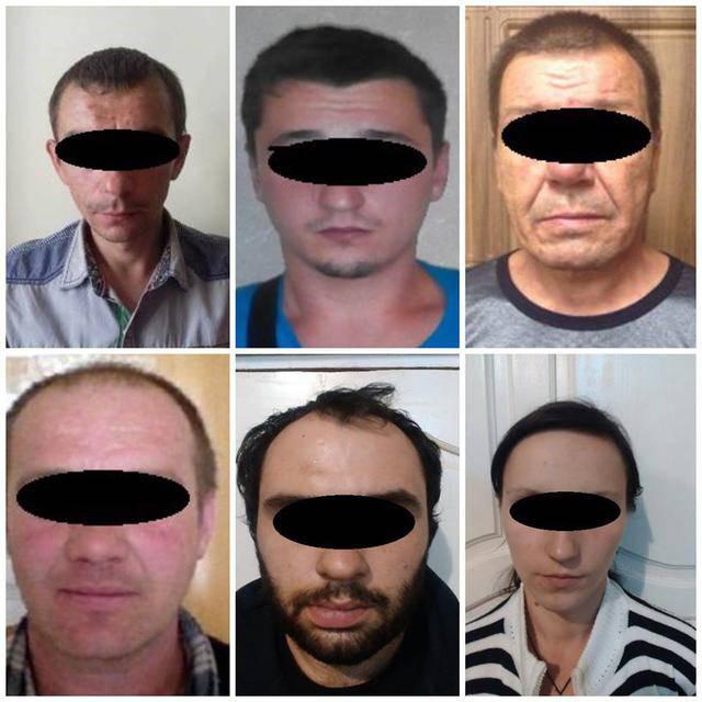 За неделю сообщено о подозрении 7 боевикам и их пособникам, - Аброськин. ФОТО