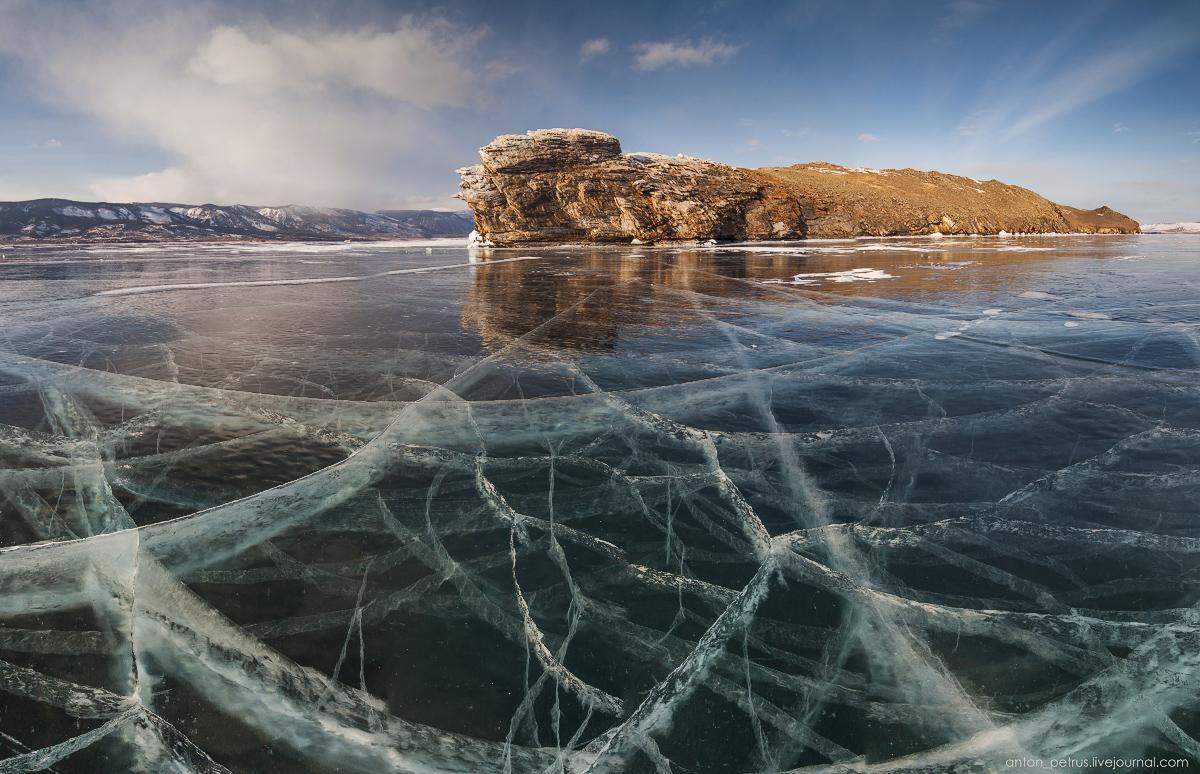 Острова Малого моря. Байкал