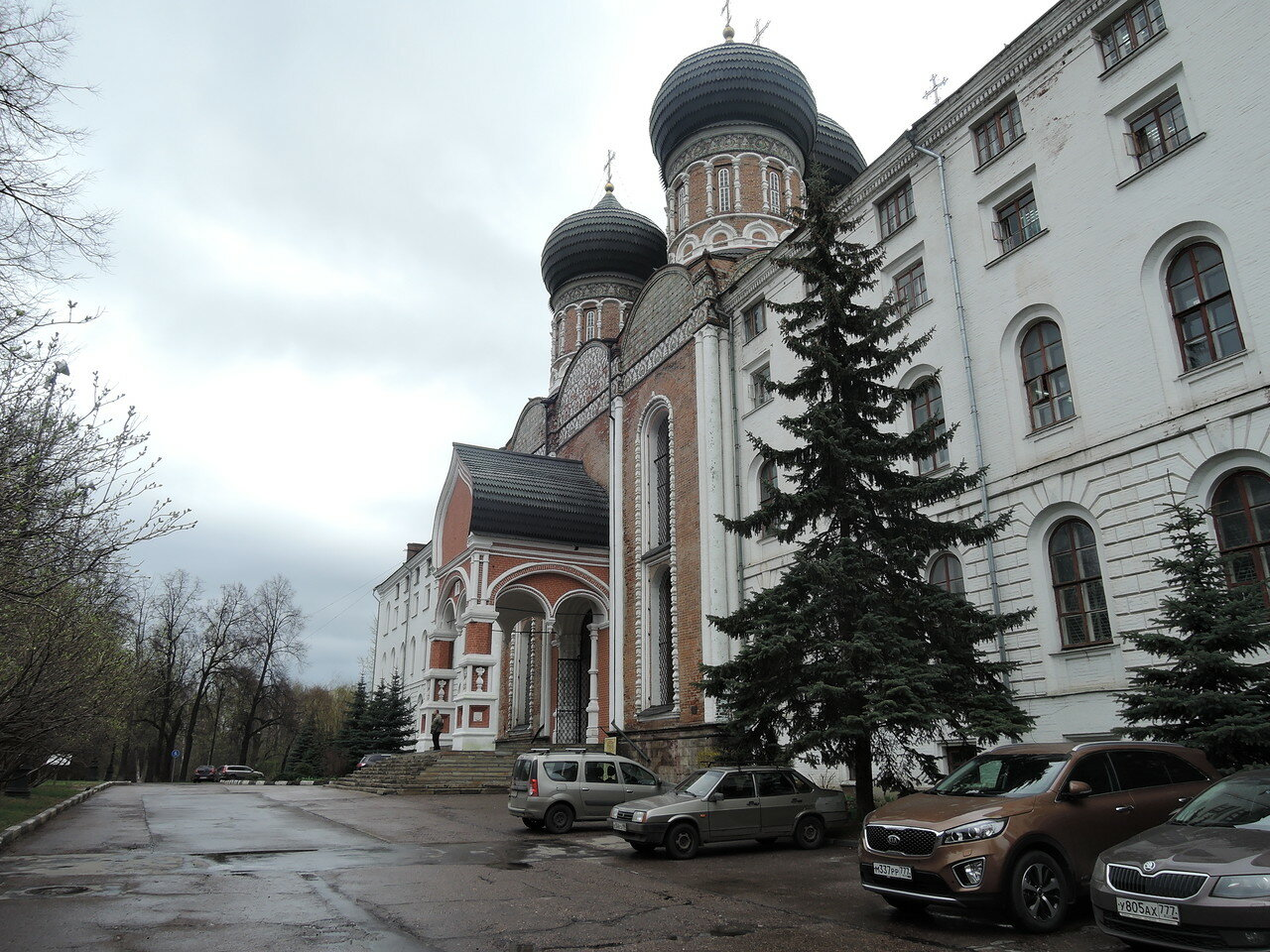 Государев Двор в Измайлово. Покровский собор.