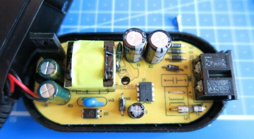 PW20 адаптер питания Sony A7S