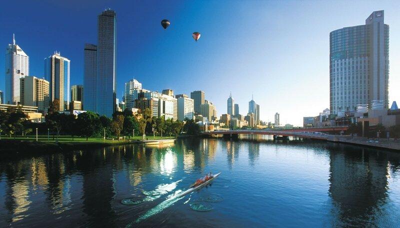 ��������� - �������� / Melbourne (time-lapse �����)