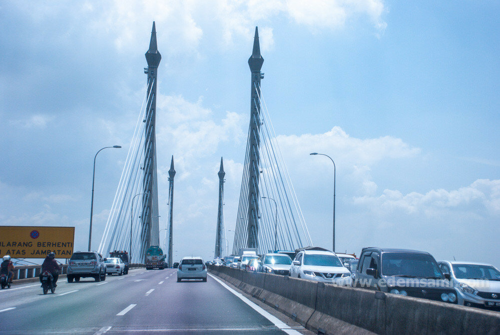 Мосты на Пенанге