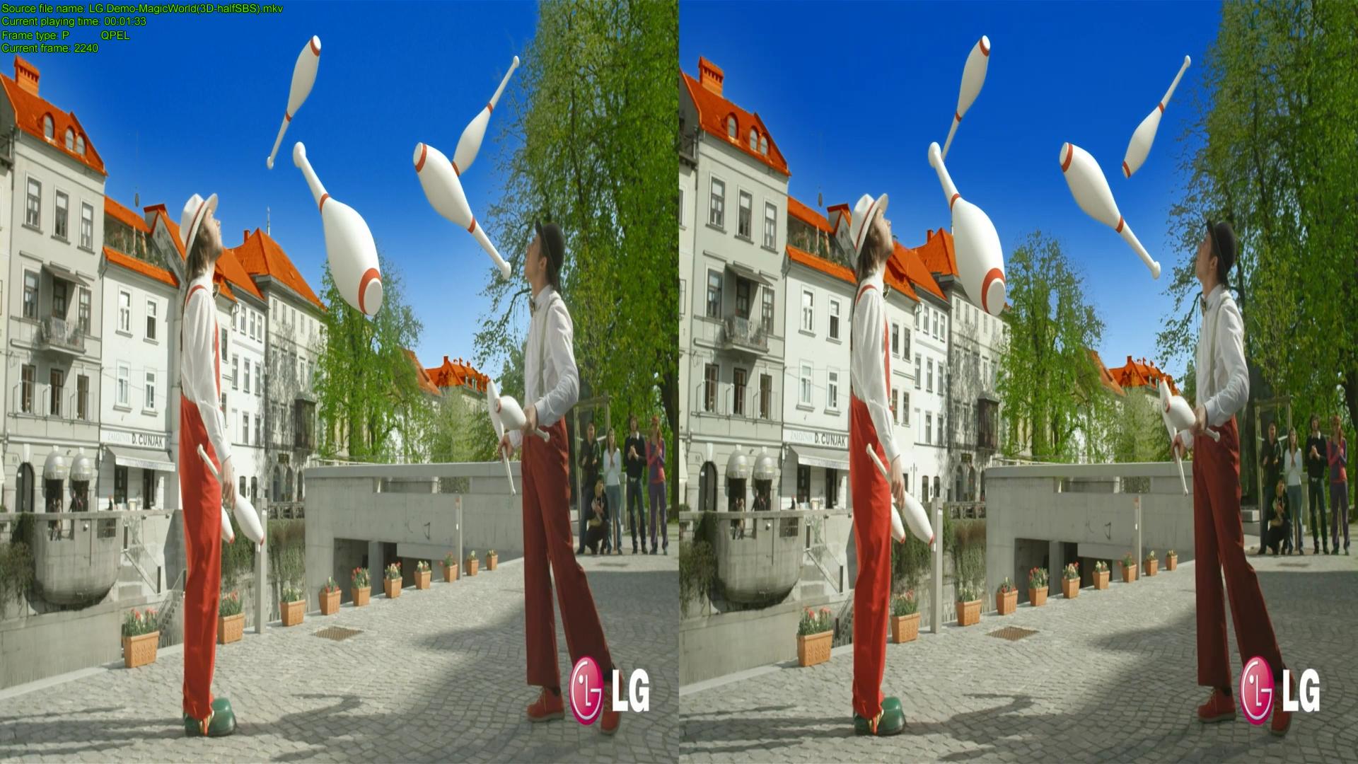 Подборка 3Д роликов Демо с вылетами by Ash61