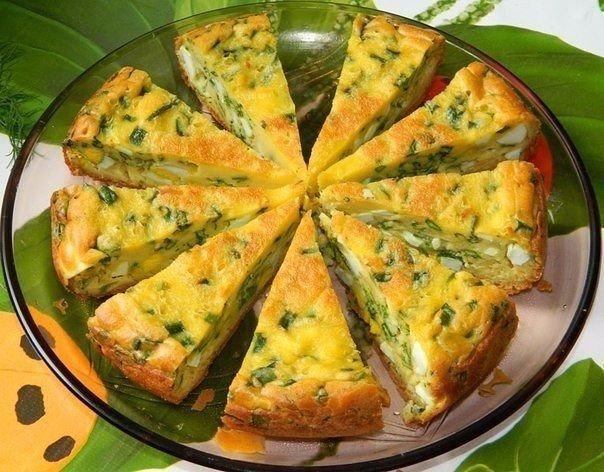 Время приготовления: 60 минут Порций: 6 Ингредиенты:   Для теста: 4 яйца; соль;