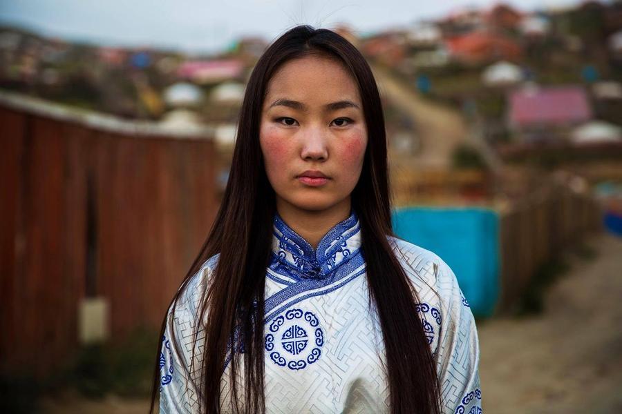 16. Монголия
