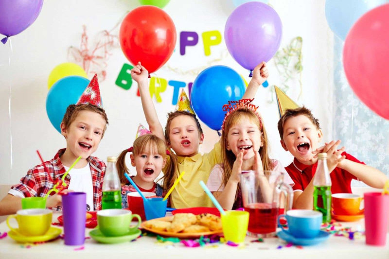 28 идей празднования детского дня рождения