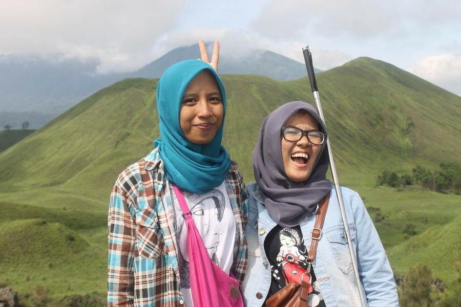 Индонезийки