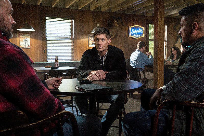 Сэм и Дин встречают новую пару охотников. Анонс эпизода 11.19 The Chitters