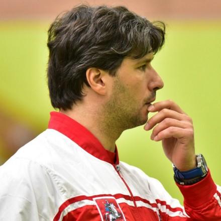Шерстнёв Алексей Михайлович - старший тренер команды «Строгино» 1999 года рождения