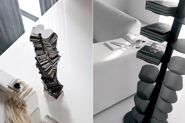 Beautiful DNA Design Bookcase (5 pics)