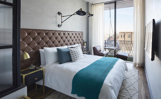 Take A Tour of The Williamsburg Hotel in NEW YORK