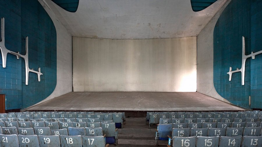 Marvelous Cinema in Chandigarh (10 pics)