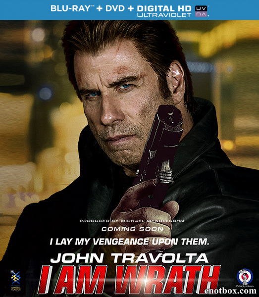 Я есть гнев / I Am Wrath (2016/BDRip/HDRip)