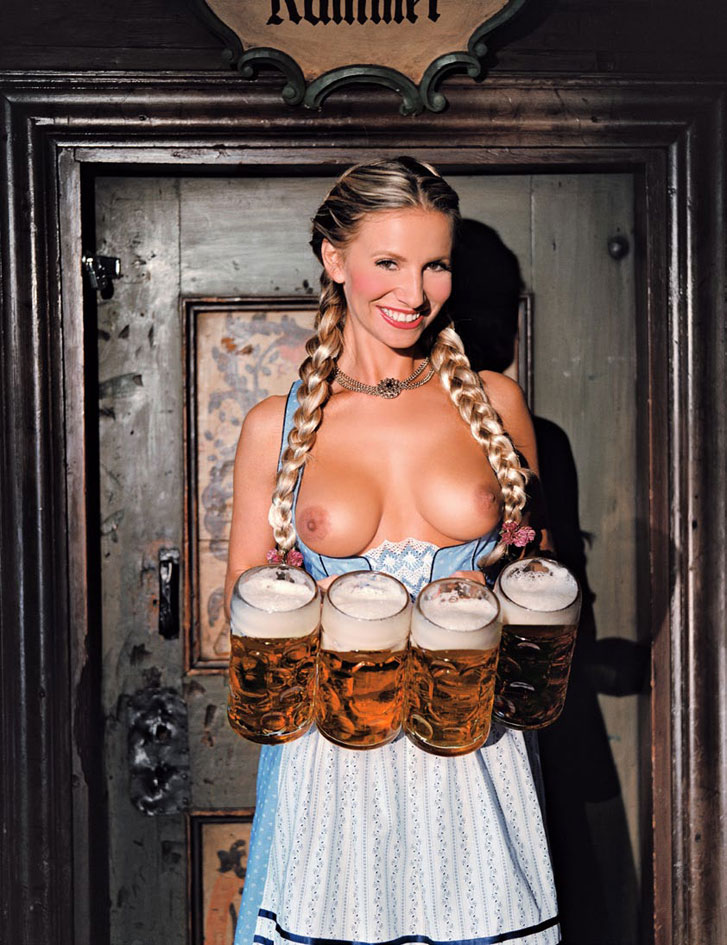 Sina Sakanovic / Playboy Germany - Oktoberfest 2014 Special Edition