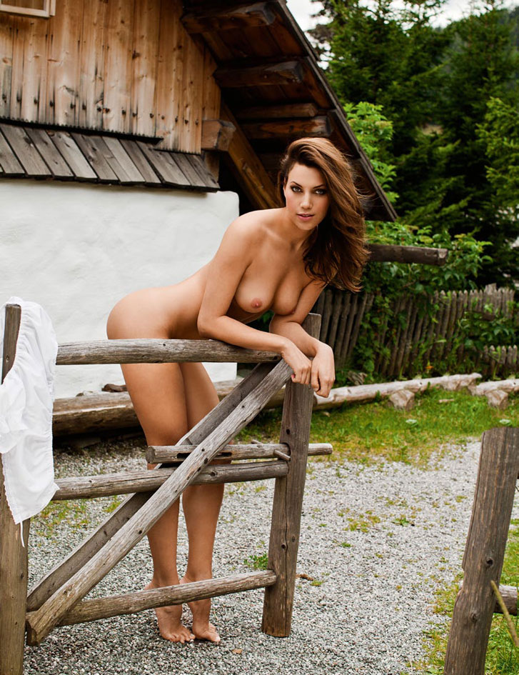 Katharina Wyrwich / Playboy Germany - Oktoberfest 2014 Special Edition